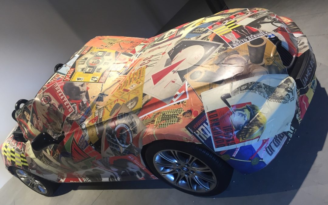Macedonian Art Car – BMW